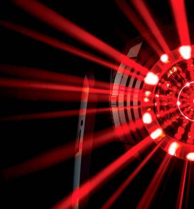 Iluminação profissional para shows